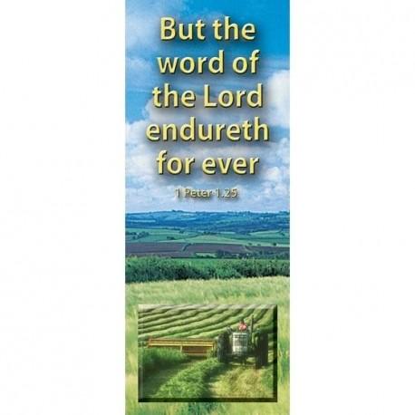 BOOKMARK - 1 Peter 1:25