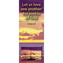 BOOKMARK - 1 John 4:7