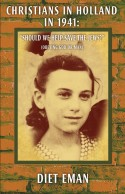 """BOOKLET - Christians in Holland in 1941: """"Should We Help Save the Jews?"""""""