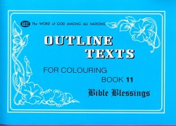 Bible Blessings - Coloring Book 11