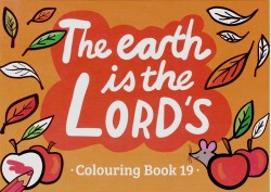 The Earth is the Lord's - Coloring Book 19
