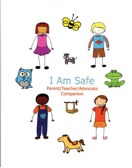 """I Am Safe"" Parent/Teacher Companion Book"