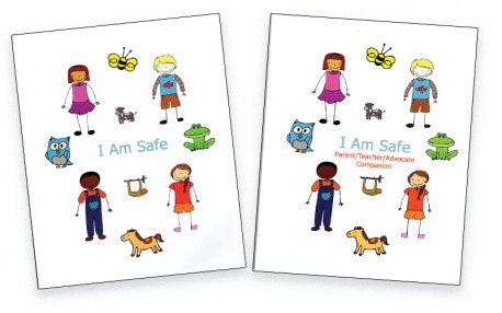 """I Am Safe"" Children's and Parents Pack"