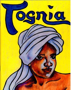 Tognia: School Boy of India Story & Coloring Book