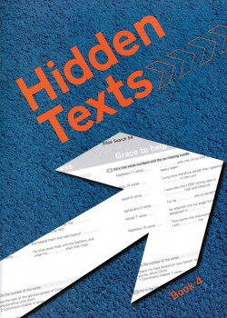 Hidden Texts - Book 4