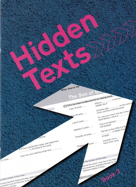 Hidden Texts - Book 3