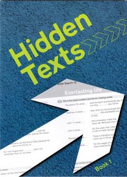 Hidden Texts - Book 1