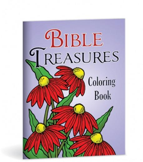 Bible Treasures Color Book