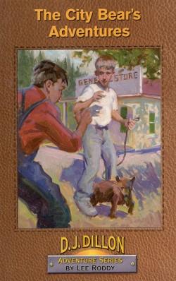 D.J. Dillon: The City Bear's Adventures