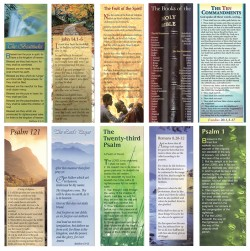 BOOKMARK - Set B (10 different bookmarks)