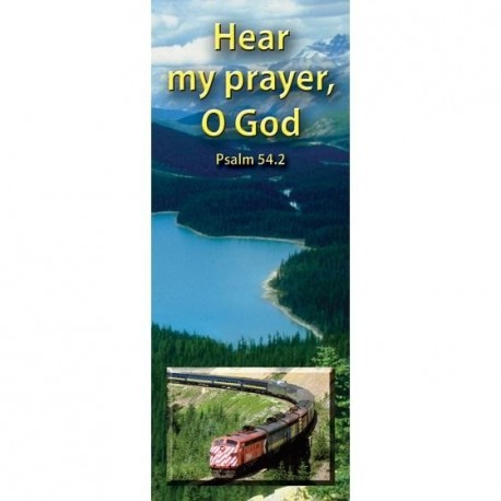 BOOKMARK - Psalm 54:2