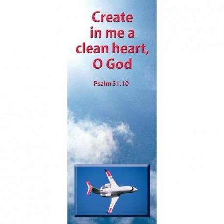 BOOKMARK - Psalm 51:10