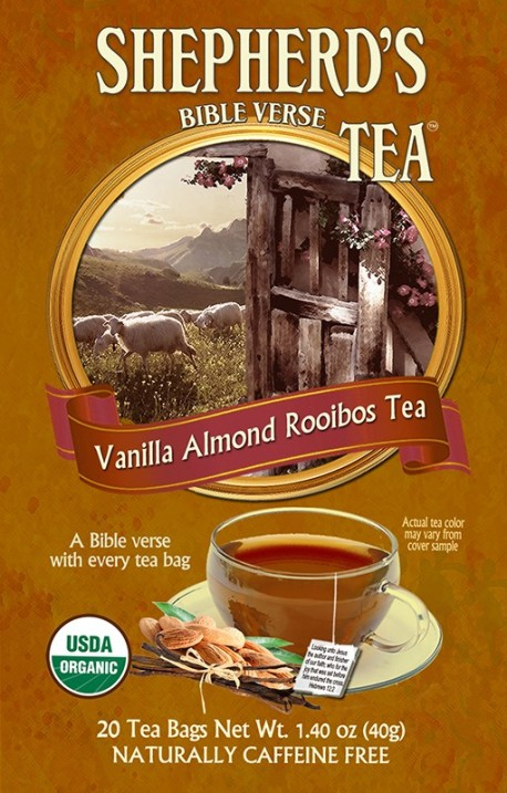 Vanilla Almond Bible Verse Tea