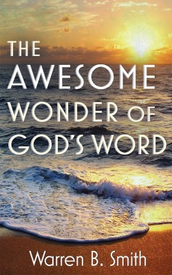 BOOKLET - The Awesome Wonder of God's Word