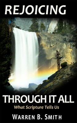 BOOKLET - Rejoicing Through it All