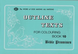 Bible Prayers - Coloring Book 10