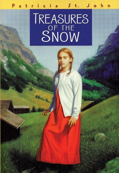 Treasures of the Snow - Book