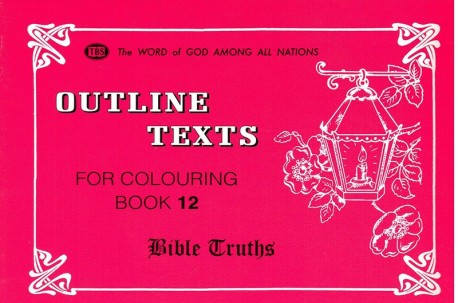 Bible Truths -  Coloring Book 12
