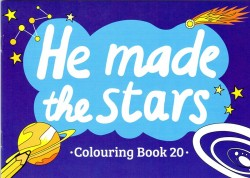 He Made the Stars - Coloring Book 20