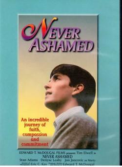 Never Ashamed- dvd