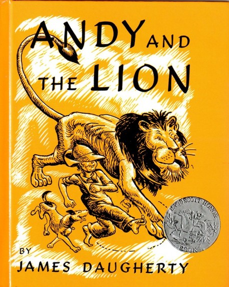 Andy and the Lion