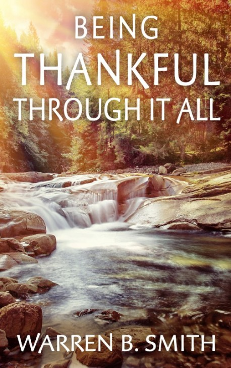 BOOKLET - Being Thankful for it All