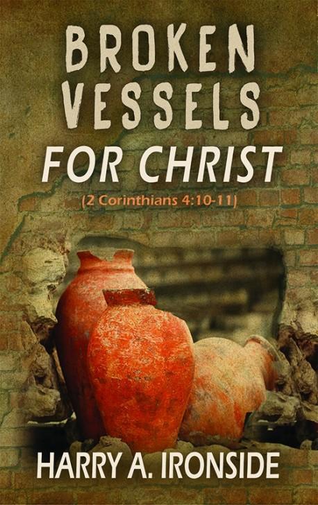 BOOKLET - Broken Vessels for Christ