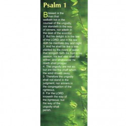 BOOKMARK - Psalm 1