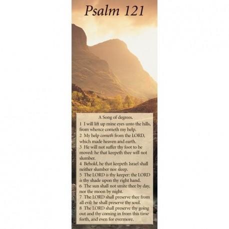 BOOKMARK - Psalm 121