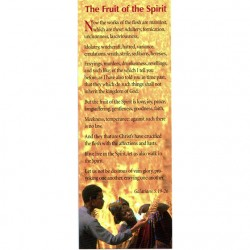 BOOKMARK - Fruit of the Spirit